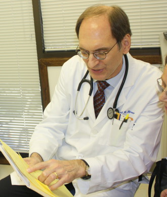 Dr. David Brown